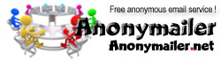 Anonymailer | Online Fake emailer.